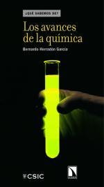 Portada Los avances de la Química