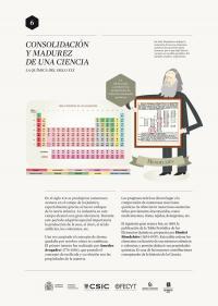 Consolidación y madurez de la Ciencia. La Química del siglo XIX